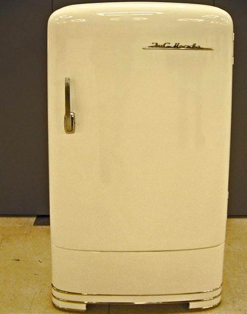 коптильня из старого холодильника