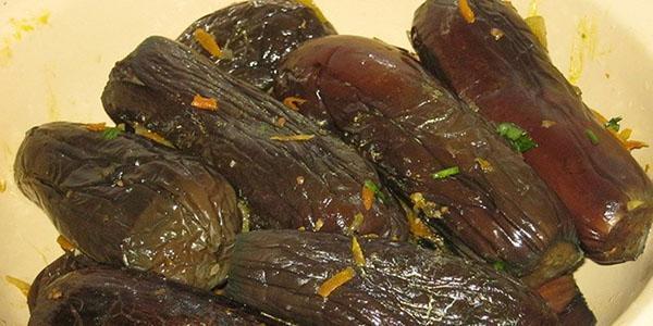 квашенные баклажаны по классическому рецепту