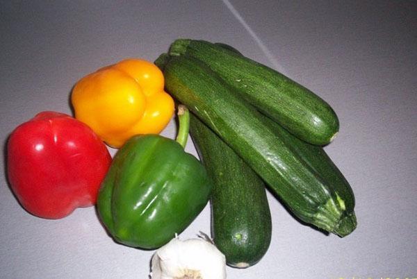 помыть овощи