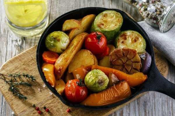 вкусные овощи легко и быстро