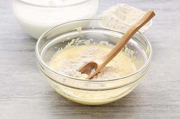 приготовить бисквитное тесто
