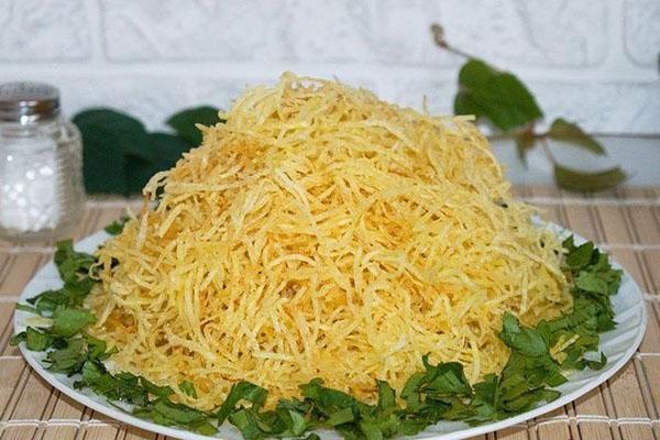 картофель пай по классическому рецепту