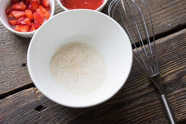 смешать пектин с сахаром