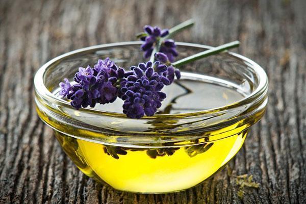 лавандовое масло для жирных волос