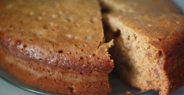 клубничный пирог в мультиварке