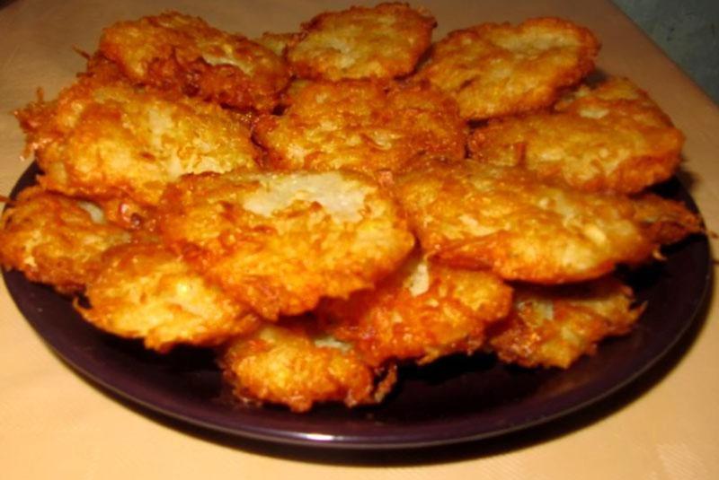 бывшие драники из картошки пошаговый рецепт с фото данный