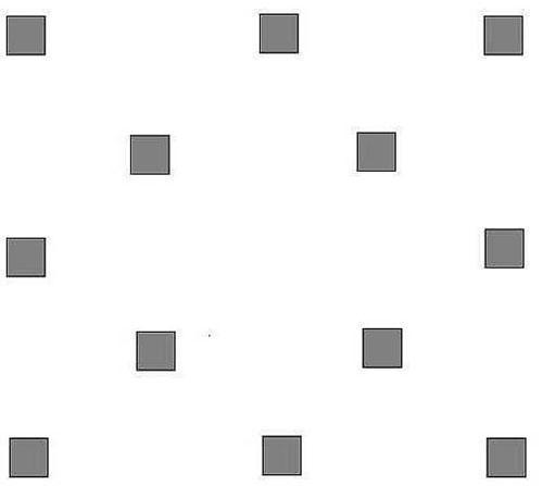 размещение фундаментных блоков