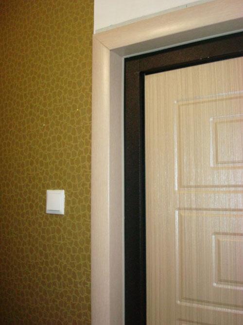 оформление откосов межкомнатных дверей фото кофешопах