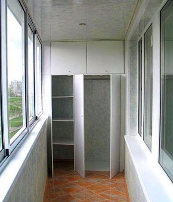 шкаф сложной конструкции