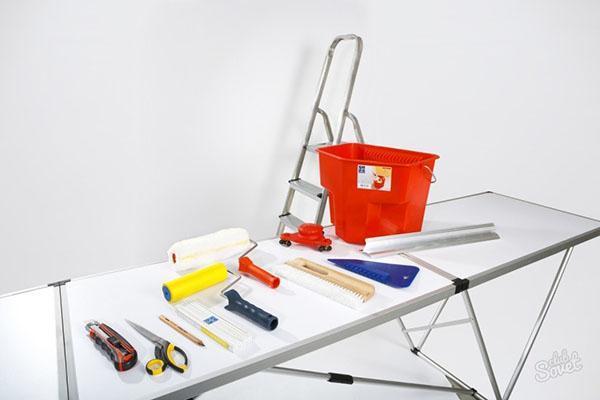 инструменты для обновления двери