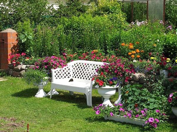 садовая зона