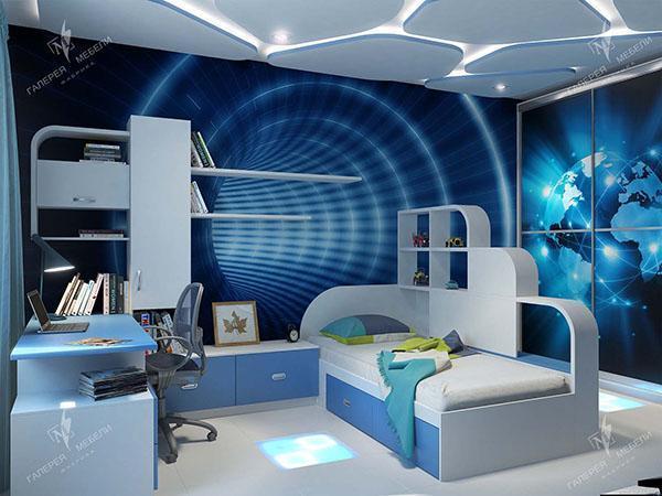 комната будущего ученого