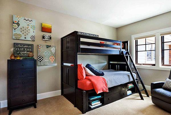 комната для двух мальчишек