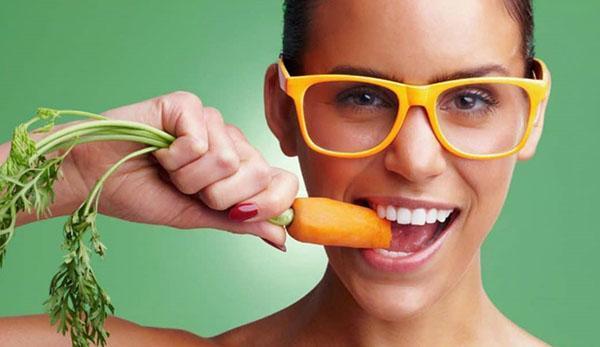 морковь при малокровии