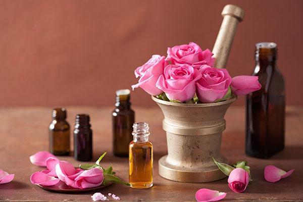 эфирные масла из роз