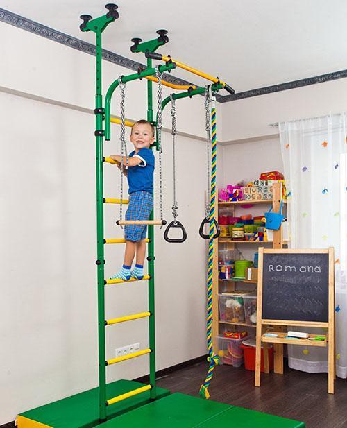 спортивный уголок для детей