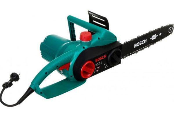 Обзор электропилы Bosch AKE 35