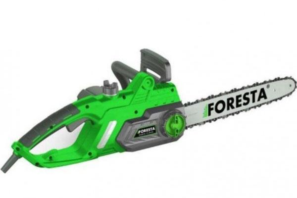 обзор электропилы Foresta FS-2640S