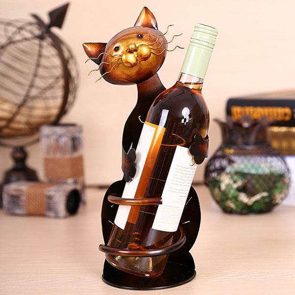 подставка для вина Котенок из Китая