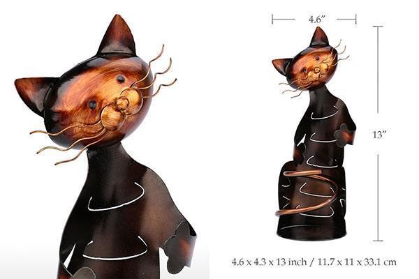 размеры веселого котенка