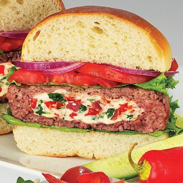 гамбургер готов