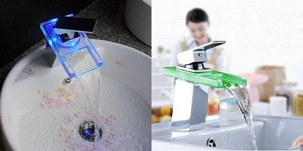 смеситель в ванной и на кухне