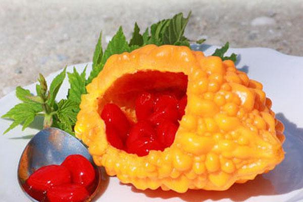 уникальный состав плодов момордики