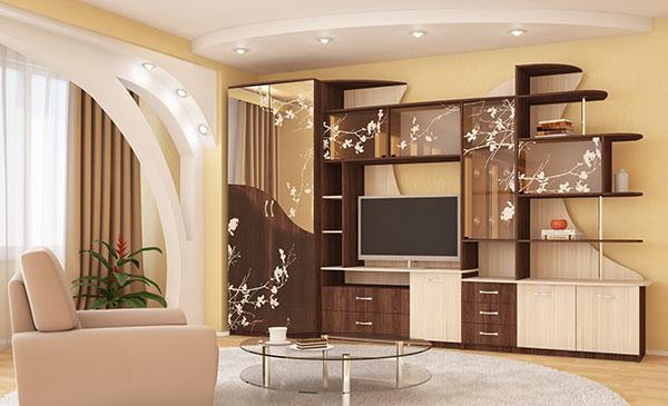 выбираем мебель для зала