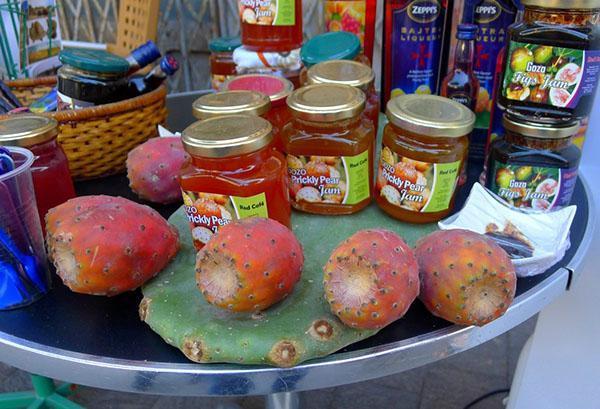 применение кактусов в кулинарии