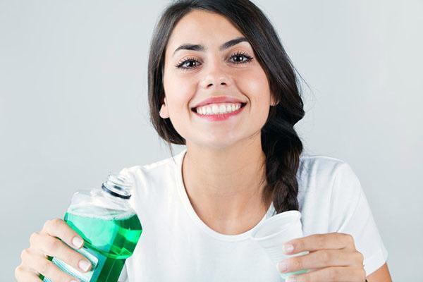 майоран для здоровых зубов