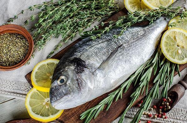 тимьян к рыбе