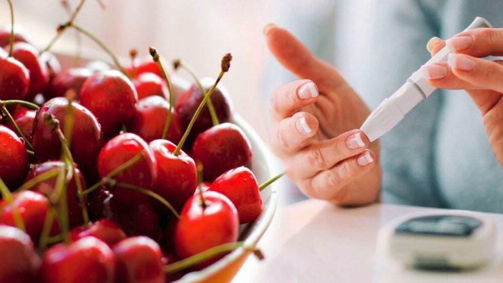 вишня и сахарный диабет