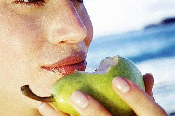 употребляем свежие плоды