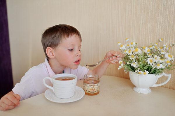 чай с маслом тмина