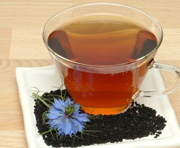 чай с маслом черного тмина