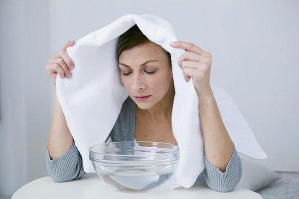 ингаляция при простуде