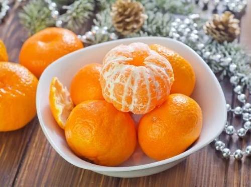 мандарины и вред