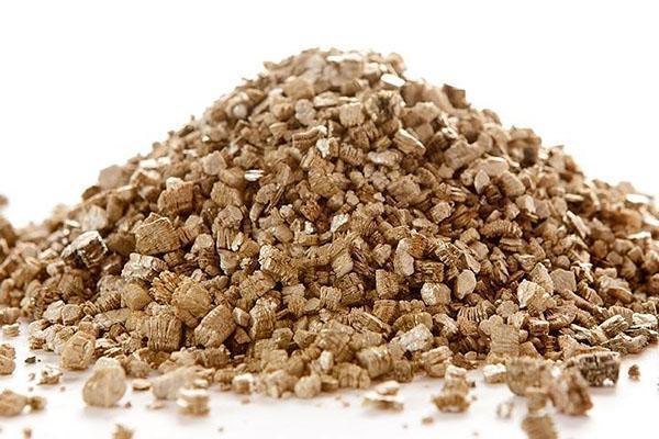 гранулы вермикулита