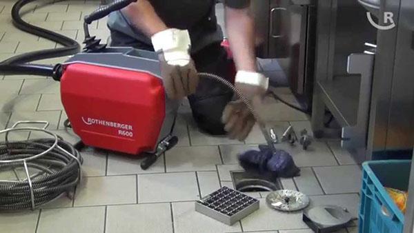 как прочистить канализацию