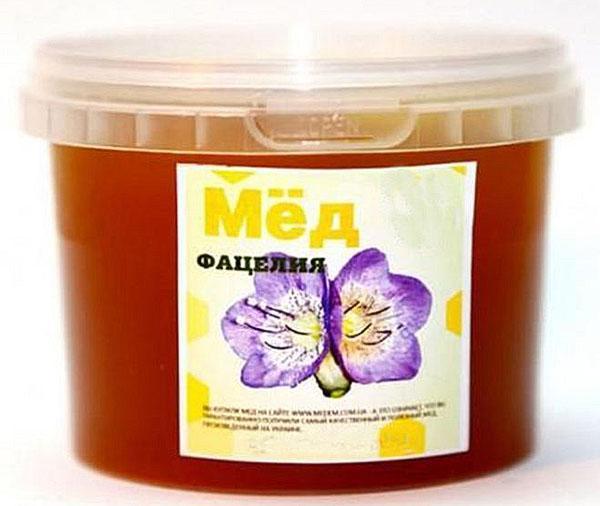 мед в пластике