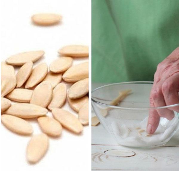 обработка семян в нашатырном спирте