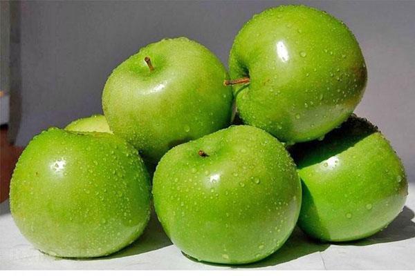 плоды сорта Семеренко
