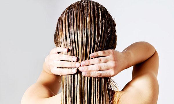 зеленый лук и здоровые волосы