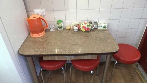 маленький обеденный столик