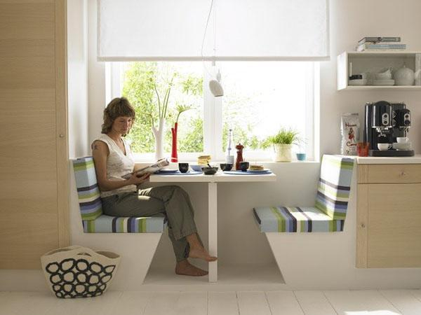 кухонный столик для маленькой кухни