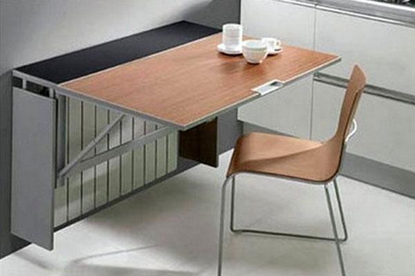 откидной кухонный столик