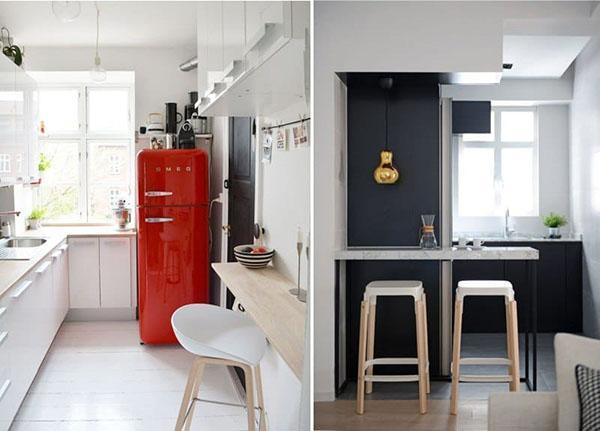 модифицированные столики для кухни