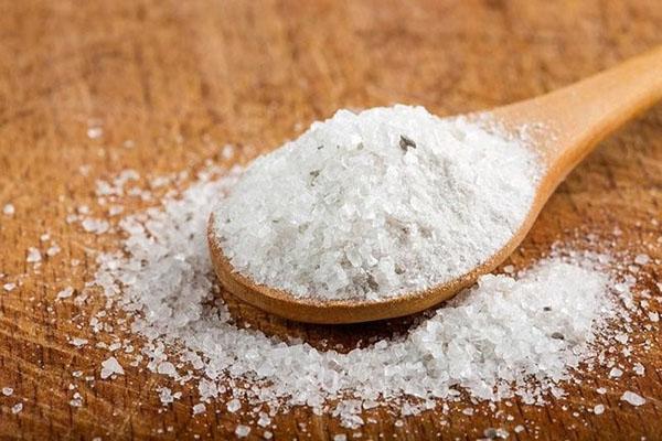 применение солевого раствора