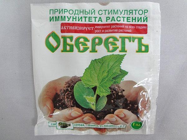 препарат оберег для растений инструкция