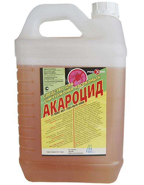препарат Акороцид